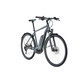 Cube Cross Hybrid Pro Allroad 400 - Bicicletas eléctricas cross - gris
